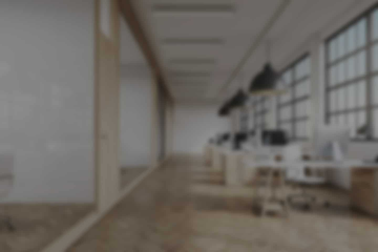 Blurred Office Picture